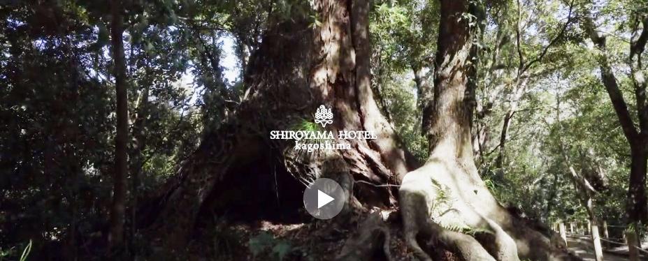 shiroyama hotel brand video