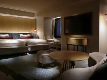 shiroyama hotel kagoshima 「クラブルーム」誕生