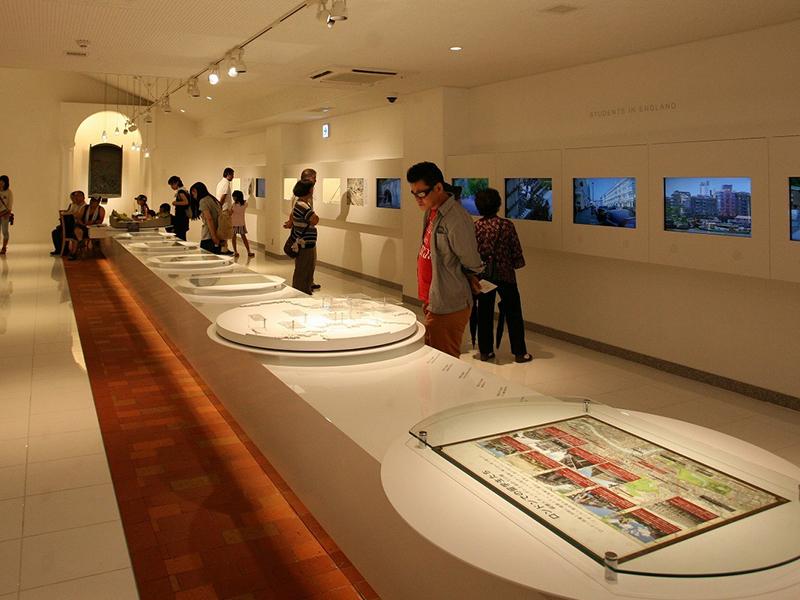 薩摩英国留学生記念館