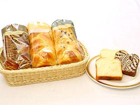 【冷凍】フラワーパン3本セット スタンダード