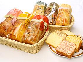 【冷凍】フラワーパン6本セット