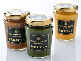 城山オリジナル ミルクジャム