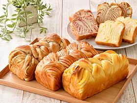【冷凍】フラワーパン3本セット レディース