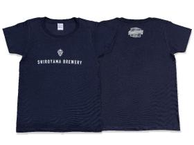 ブルワリーTシャツ(ネイビー)