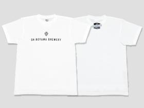 ブルワリーTシャツ(ホワイト)