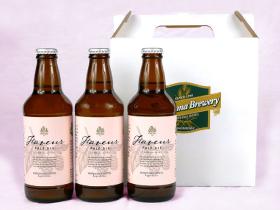 城山ブルワリーボトル「ファヴール・エール」 3本セット