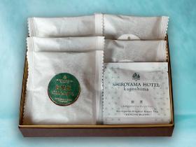 【早割】知覧茶CHAOどら&オリジナルブレンドティーセット
