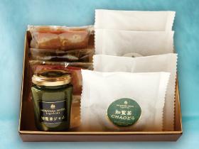 オリジナル焼菓子とCHAOどら・ジャムセットA