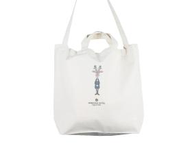 ホテルオリジナルキャラクター 鹿の児島さん オリジナルショッピングバッグ