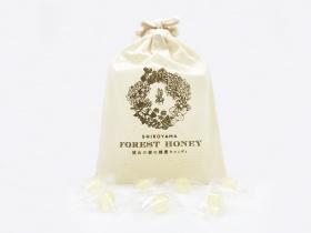 城山の森の蜂蜜キャンディ