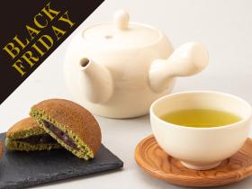 【ブラックフライデー対象商品】知覧茶 CHAOどら & オリジナル煎茶セット