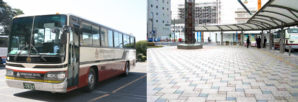 Shiroyama Shuttle Bus