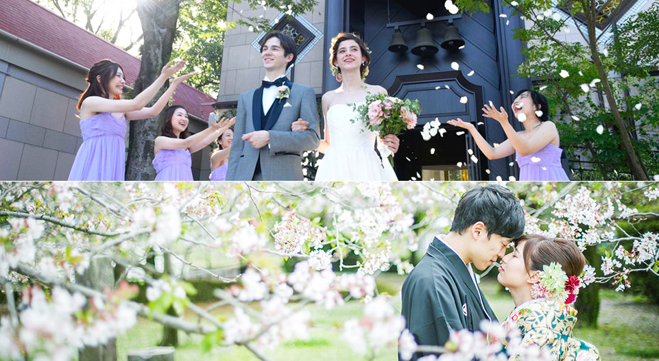 KAGOSHIMA GOURMET WEDDING ~Wedding&Stay Package~